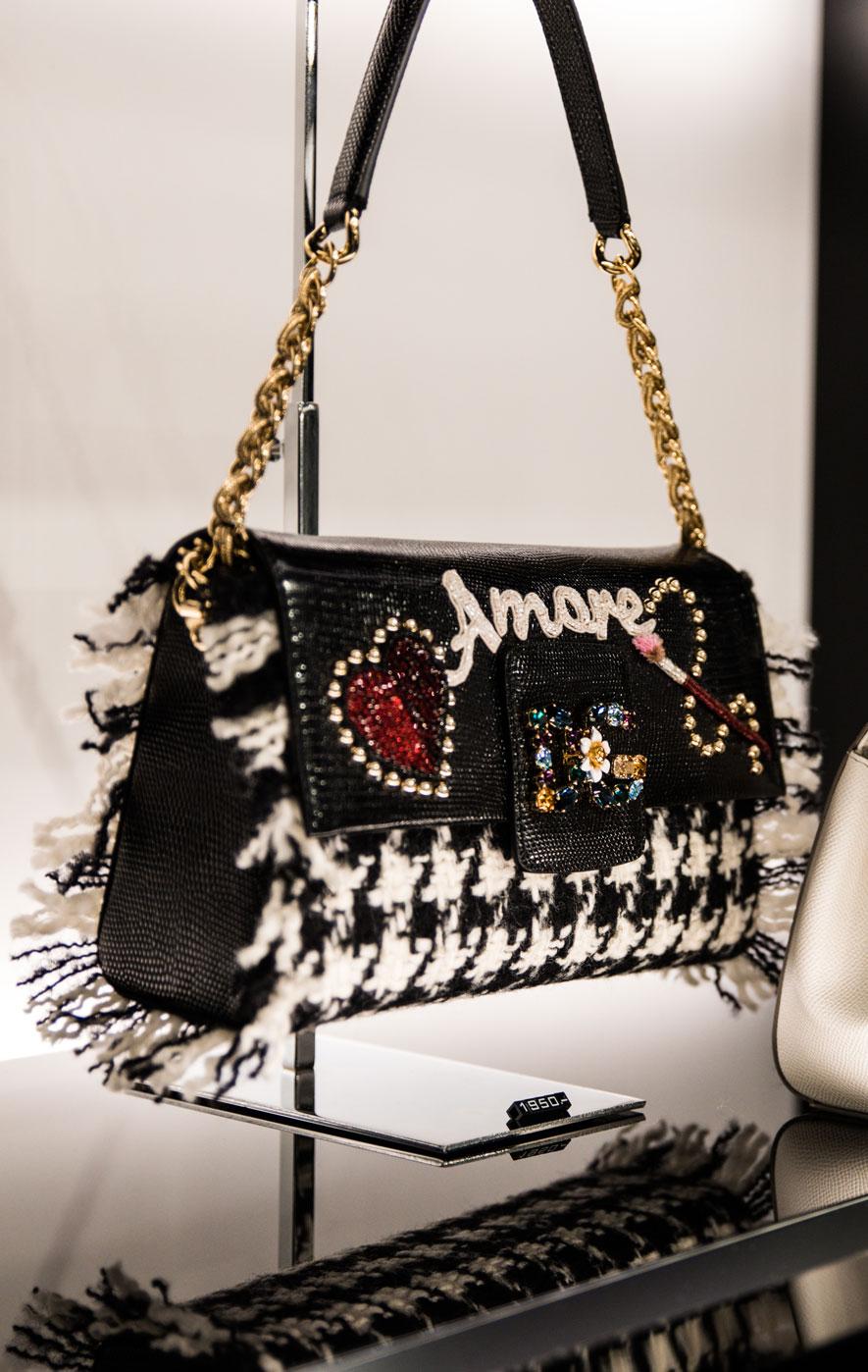 Foto einer Tasche von Dolce & Gabbana