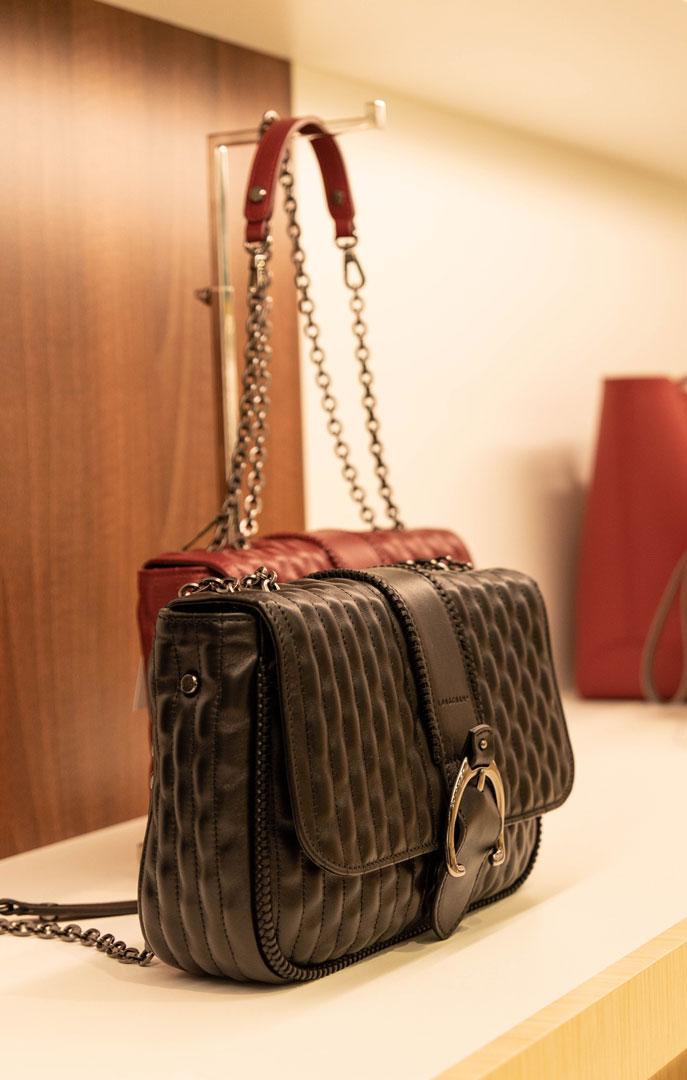 Foto einer Longchamp Tasche